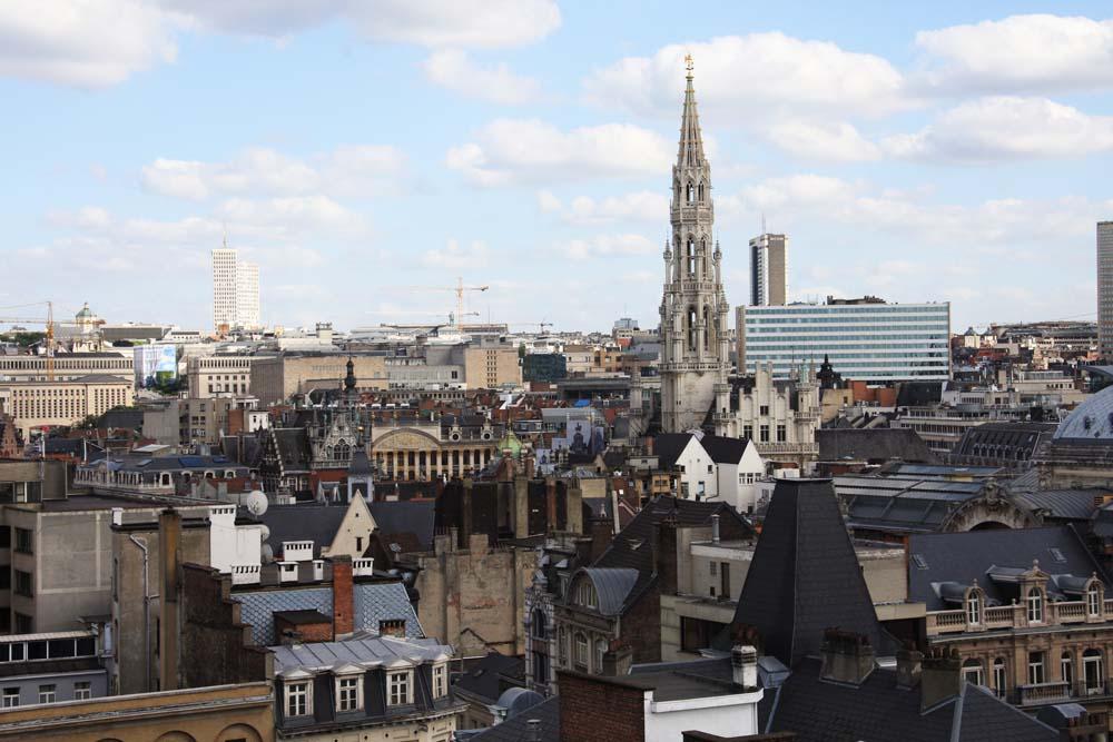 Bruxelas, Capital da Bélgica