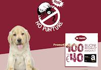 Logo Social PetClub : vinci gratis 100 buoni Amazon da 40 euro