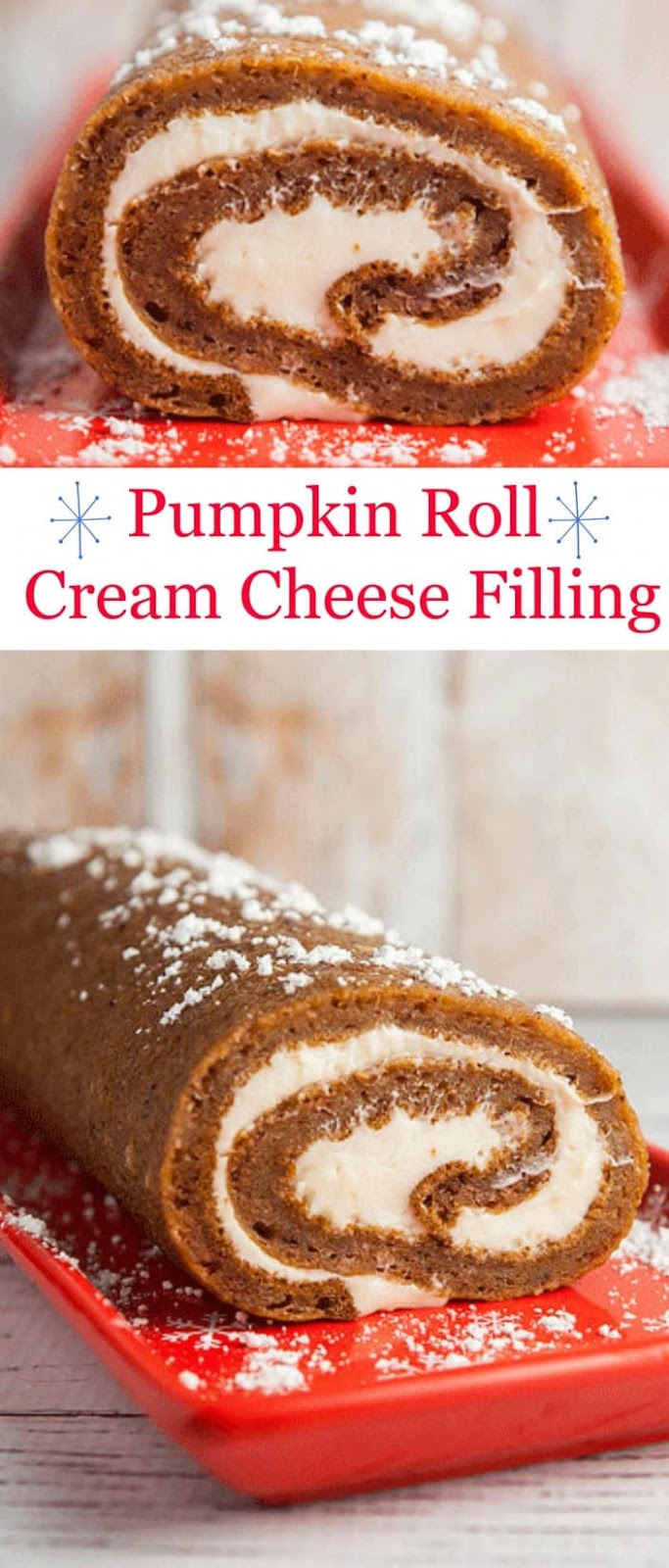 HOW TO make the BEST Pumpkin Roll With Cream Cheese Filling- my most requested Thanksgiving dessert!