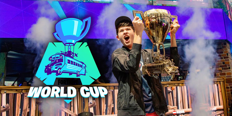 Fortnite Dünya Kupası Kyle Giersdorf Şampiyon