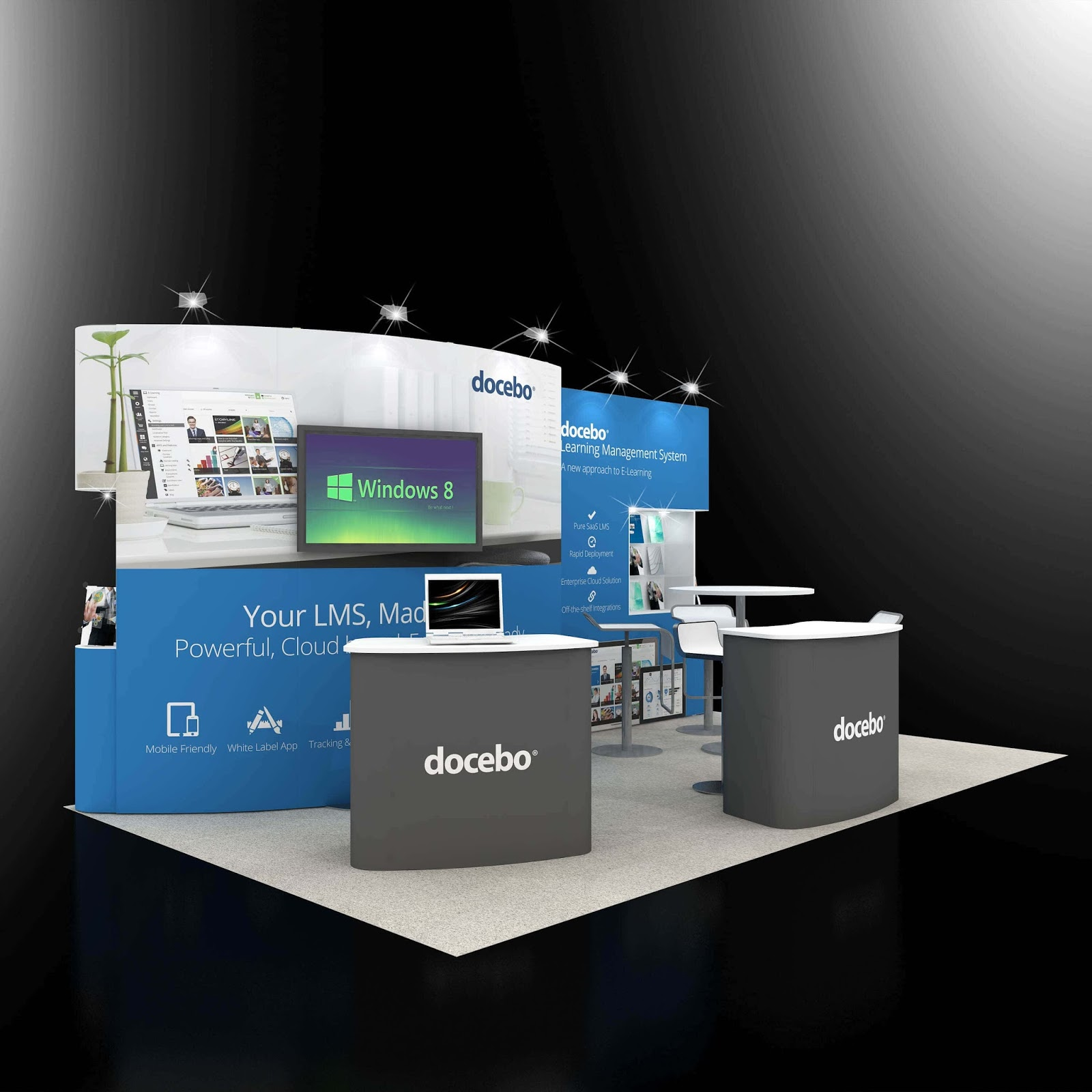 10 trade show booth