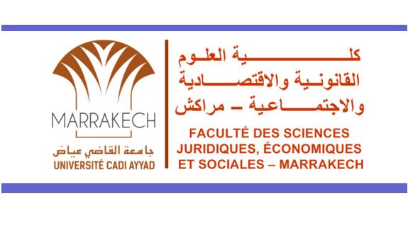 كلية العلوم القانونية والاقتصادية والاجتماعية مراكش مباراة ولوج سلك الماستر والماستر المتخصص 2020-2021