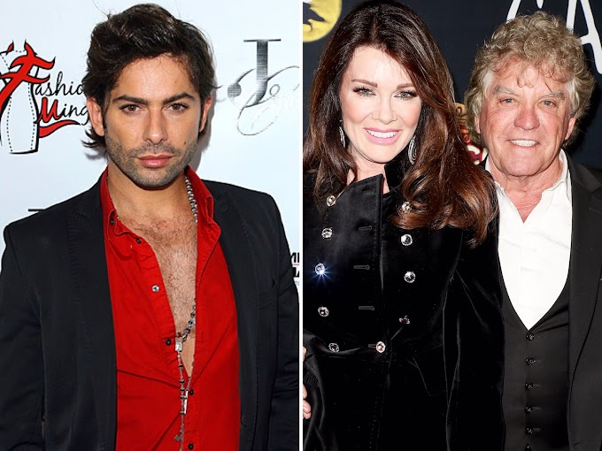 Cedric Martinez Makes Shocking Claims Against Lisa Vanderpump's Husband Ken Todd; Calls Him A 'Cheater' And A 'Liar'