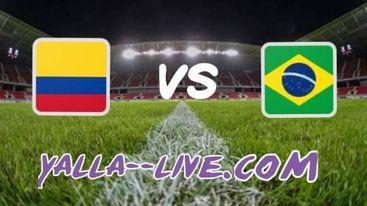 تفاصيل مباراة البرازيل وكولمبيا بتاريخ 24-06-2021 كوبا أمريكا 2021