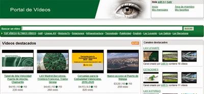 El hummingbird y los portales de vídeos
