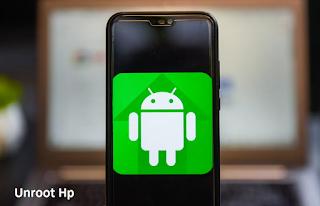 cara mengatasi hp android yang sering download sendiri