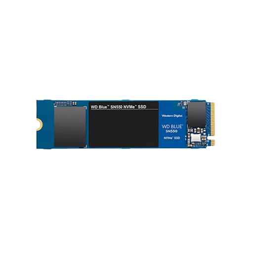 Ổ cứng SSD WD Blue SN550 250GB M.2 2280 NVMe Gen3 x4