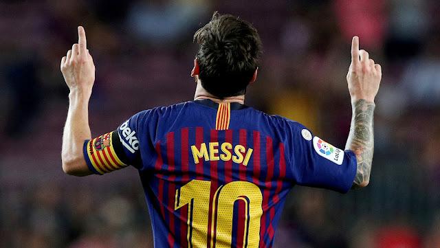Lionel Messi confirma que se quedará en el Barcelona