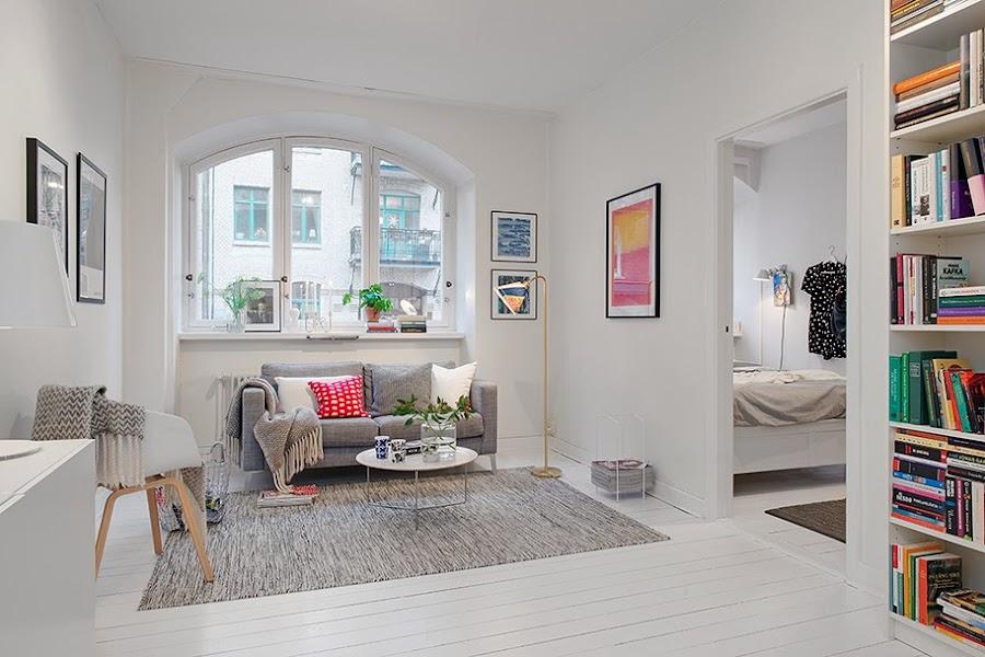 piso estilo nordico Ideas Para Que Tu Apartamento Tenga Un Estilo Nrdico Deco