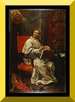 Saint Peter Damian -- PD-Art
