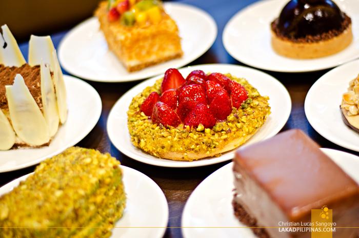 Crema at Marriott Manila Cakes