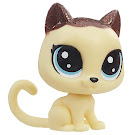 Littlest Pet Shop Series 2 Mini Pack Crumpet Shortfur (#2-4) Pet