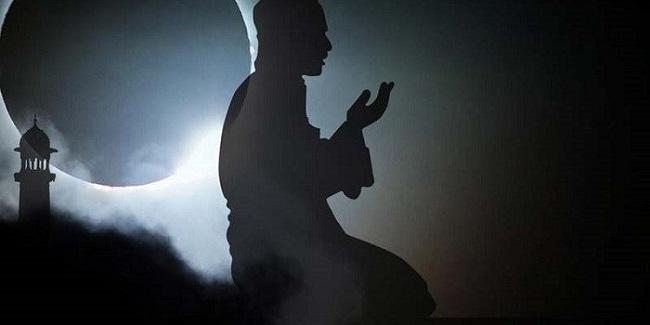 Rukun, doa dan tatacara sholat gerhana yang sesuai dengan sunnah Rasulullah SAW.