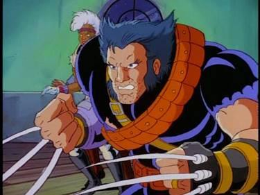 En la serie animada de los X-Men de la década de los 90