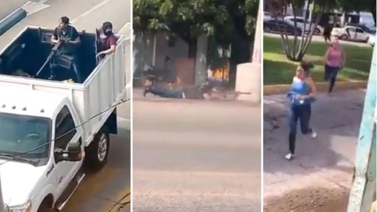 Aumentó a 14 el número de abatidos tras fuertes enfrentamientos entre el Ejercito y el CDS en Culiacán; 4 son víctimas inocentes y hay 21 heridos
