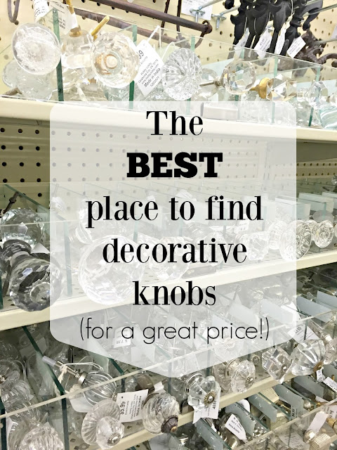 best place to find decorative hardware