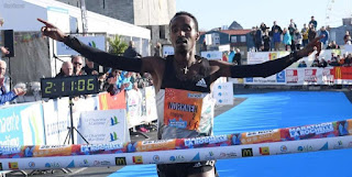 La Rochelle Marathon: all results, victory for Tesfa Workneh