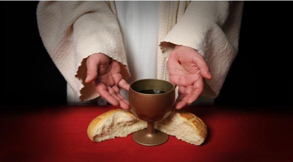 Jesus lhes Disse: Eu sou o Pão da Vida...