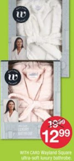 Wayland Square ultra-soft luxury bathrobe