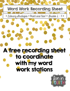 https://www.teacherspayteachers.com/Product/Free-Word-Work-Recording-Sheet-337367