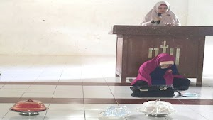 Hadir di Salumakarra Luwu, Sabriati Aziz Kagumi Kebersahajaan Ponpes Istiqamah Yaminas