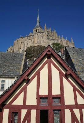 Mont Saint-Michel_França