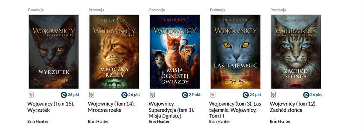 Nowa Baśń, e-booki