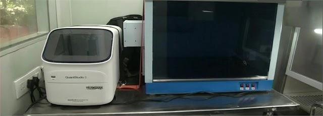 देश की पहली कोरोना टेस्टिंग मोबाइल लैब हुई तैयार, दूर-दराज के क्षेत्रों में हो सकेगी जांच