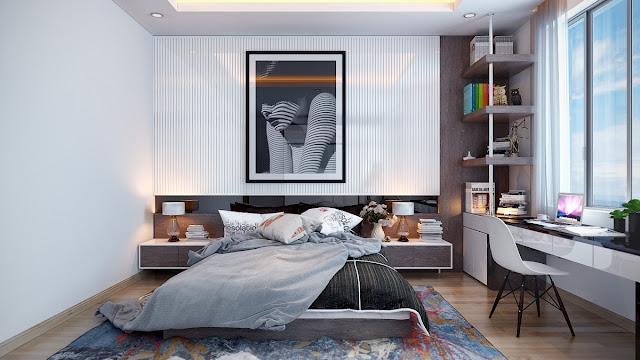 Những điều cần lưu ý khi thết kế nội thất phòng ngủ 3