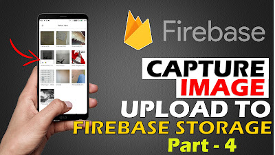 How to Upload Images to Firebase CloudStorage
