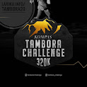 Kompas Tambora Challenge 320K • 2020