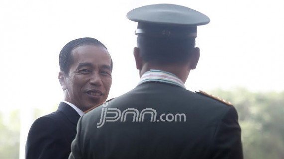 PDIP tak Terima Panglima TNI Kritik Pemerintahan Jokowi