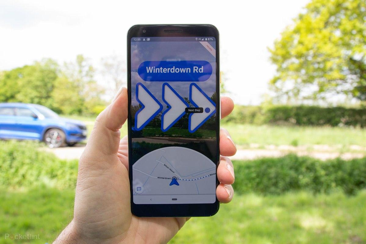 Oi Xartes Google Sto Iphone Pros8etoyn Plohghsh Ay3hmenhs