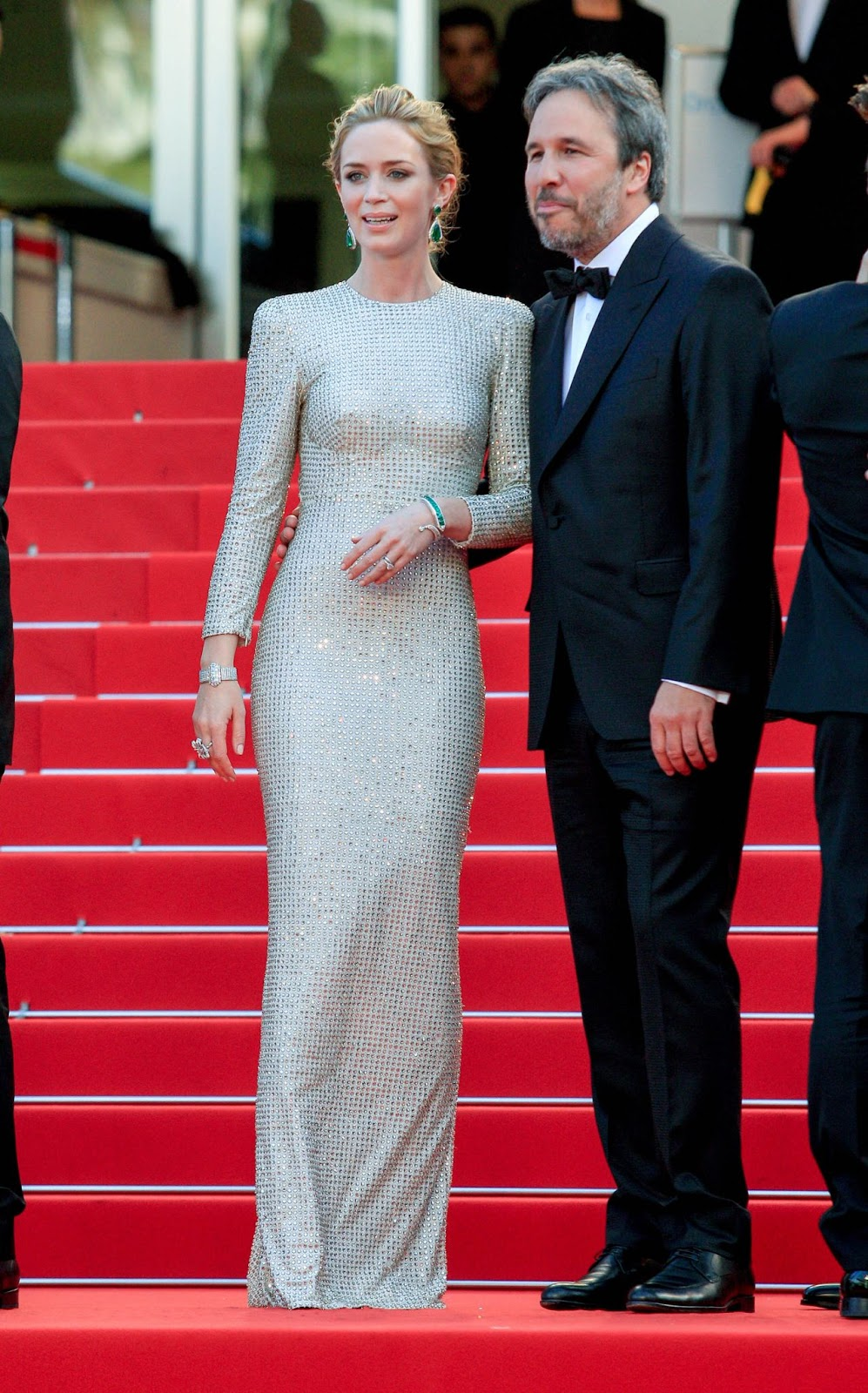 Emily Blunt Sicario Premiere The 68th Annual Cannes Film Festival