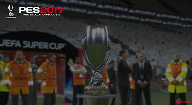 PES 2017 new (UEFA trophies)