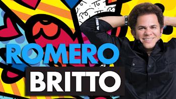 Um pouco de Romero Britto