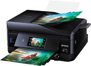 Epson Expression Premium XP-820 Printer Drivers Download
