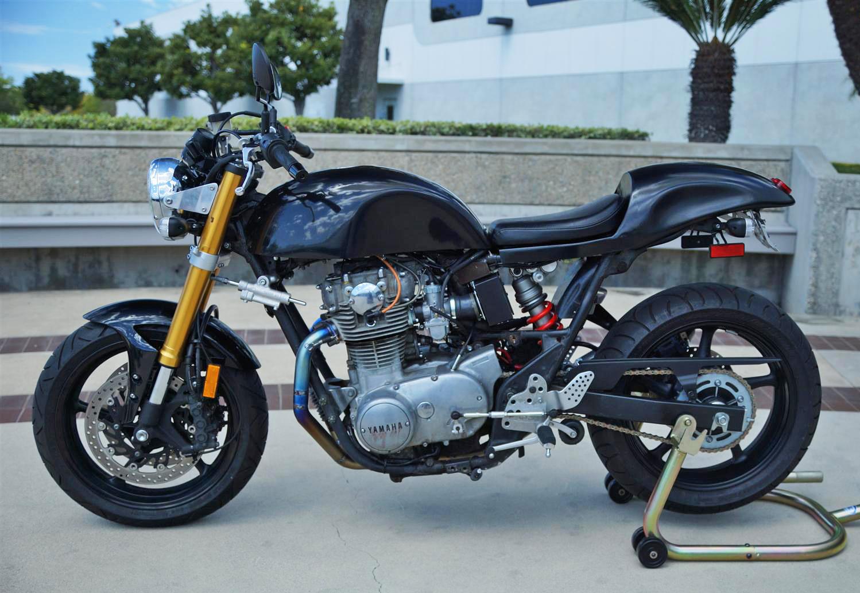 Hyosung Cafe Racer Kit Suzuki Gn250 1979 Yamaha Xs650 Way2sd