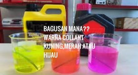 Bagusan Mana?? Warna Collant Kuning,Merah atau Hijau