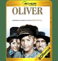 ¡OLIVER! (1968) BDREMUX 2160P HDR MKV ESPAÑOL LATINO
