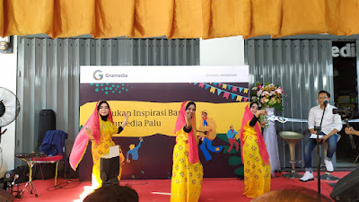 Grand Launching Gramedia Kota Palu