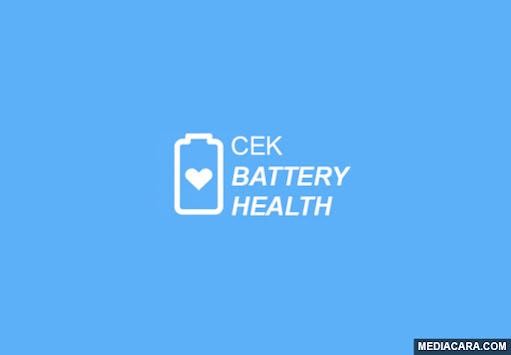 Cara cek kesehatan baterai menggunakan aplikasi Android