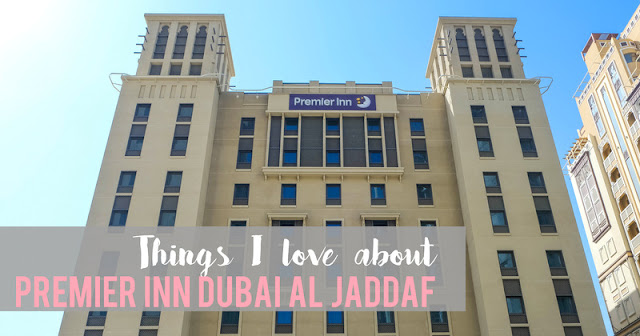 Premier Inn Al Jaddaf hotel review