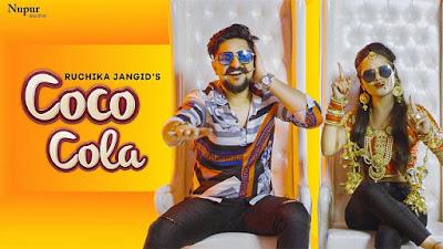 Coco Cola Lyrics - Ruchika Jangid, Kay D | Haryanvi Song