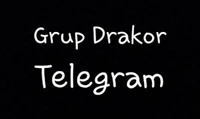 Daftar List Link Tautan Telegram Channel Grup Drakor ...
