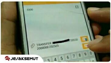 Cara Transfer BRI ke BCA lewat SMS