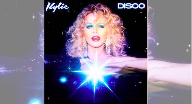 """El nuevo álbum de estudio de Kylie """"Disco"""" ya está disponible"""