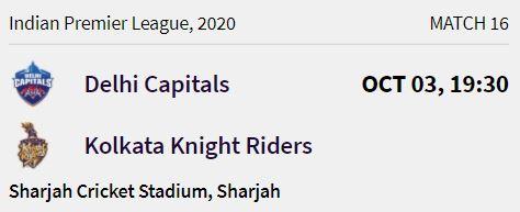 delhi capitals match 4 ipl 2020