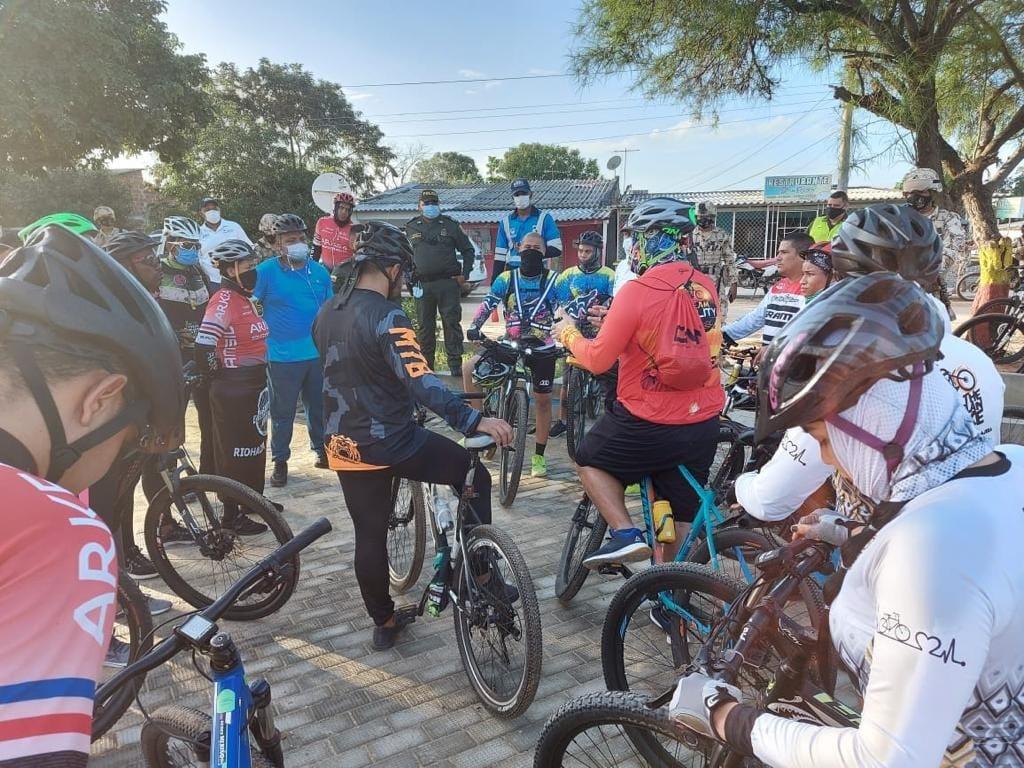 hoyennoticia.com, Lanzan 'Rutas Seguras' en el Distrito de Riohacha