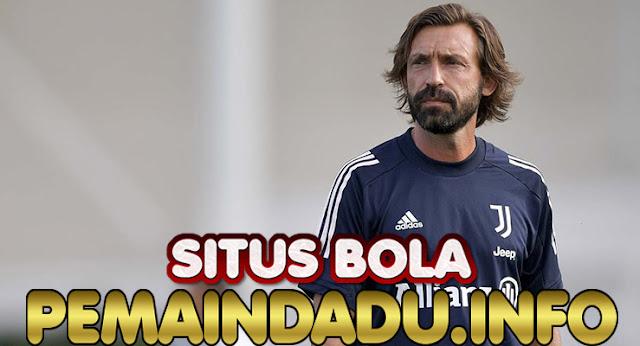 Andrea Pirlo Mengultimatum Juventus Untuk Rekrut Striker Baru